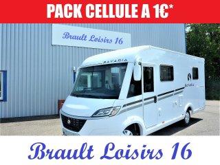 achat  Bavaria I 650 C Style BRAULT LOISIRS 16