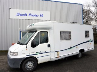 achat escc Chausson Welcome 80 BRAULT LOISIRS 16