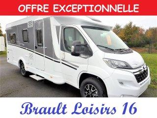achat  Hymer B 598 Cl BRAULT LOISIRS 16
