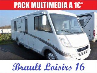 achat  Hymer Classic I 698 BRAULT LOISIRS 16