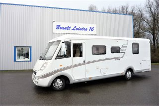 achat  Hymer Classic I 698 BRAULT LOISIRS 16