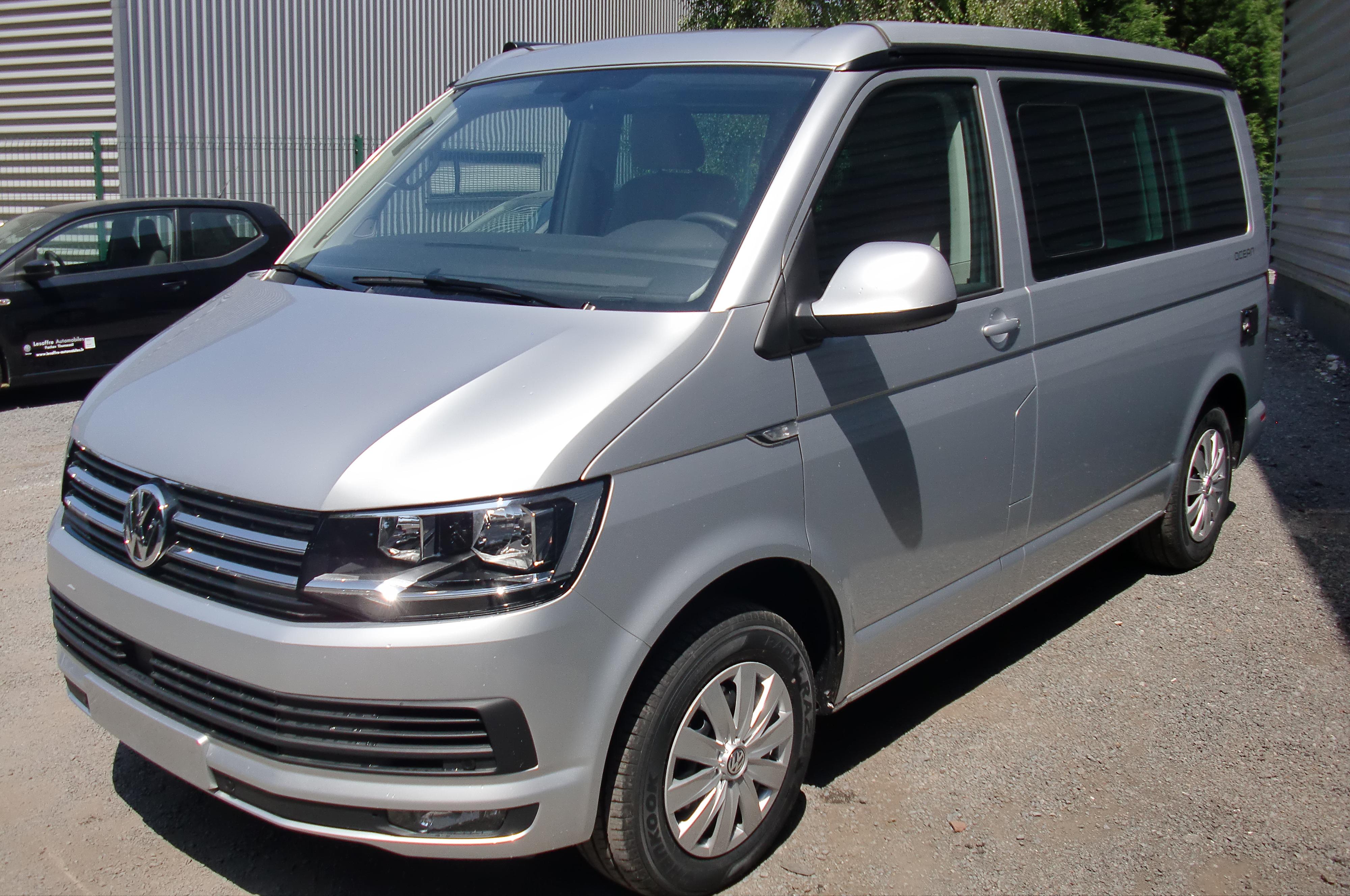 Volkswagen California Ocean - 1
