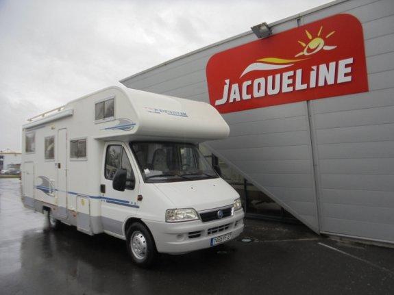 achat  Adria 660 SP JACQUELINE ETS BOOS