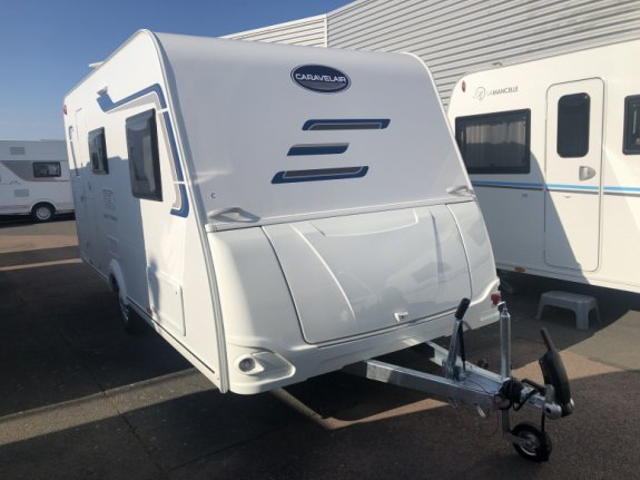 achat caravane / mobil home Caravelair Alba 426 JACQUELINE 14