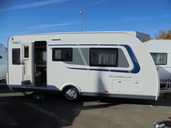 achat caravane / mobil home Caravelair Allegra 470 Xl Freeze JACQUELINE 14