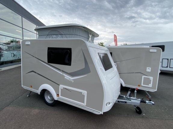 achat caravane / mobil home Silver Mini Freestyle 270 JACQUELINE 14