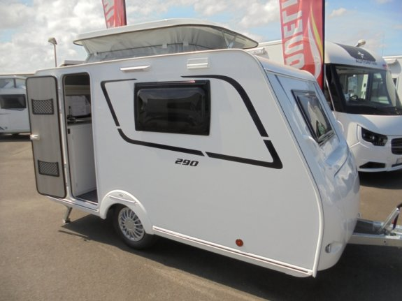 achat caravane / mobil home Silver Mini Freestyle 290 JACQUELINE ETS VERSON