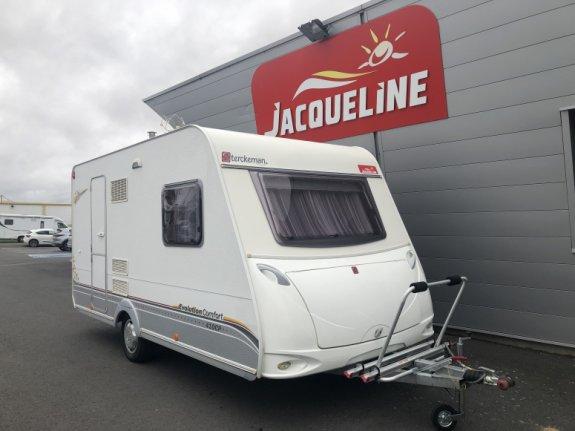 achat caravane / mobil home Sterckeman Evolution 410 CP JACQUELINE 14