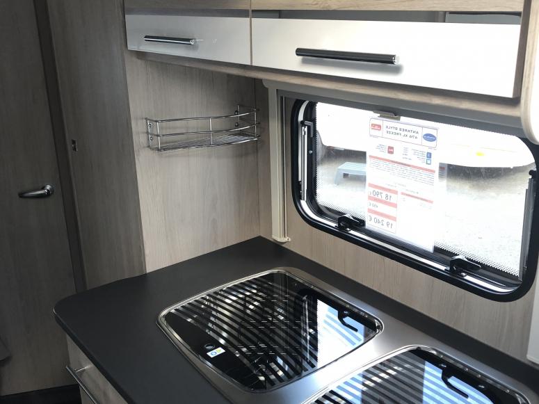 Caravelair Antares 476 Xl Freeze Style - 8