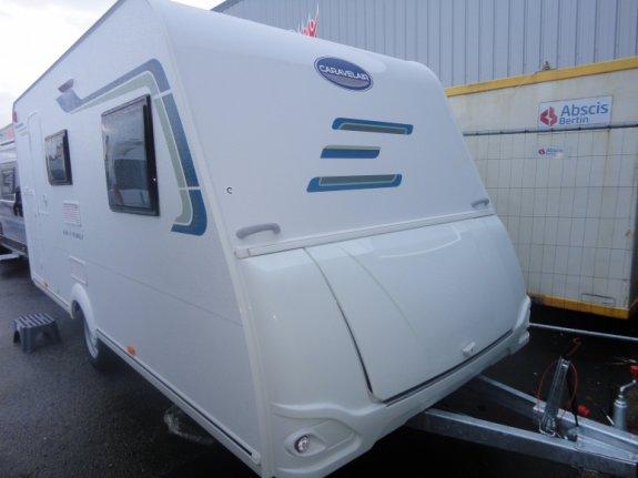 achat caravane / mobil home Caravelair Alba 426 JACQUELINE 50