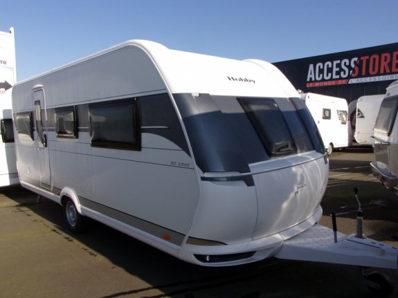achat caravane / mobil home Hobby 540 UL De Luxe JACQUELINE 22