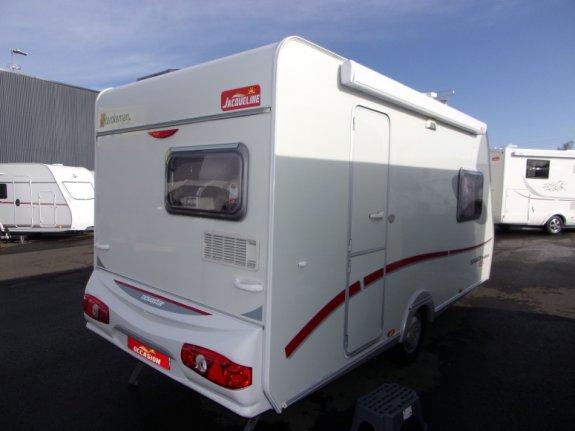 achat caravane / mobil home Sterckeman 420 CP Novastar JACQUELINE 22