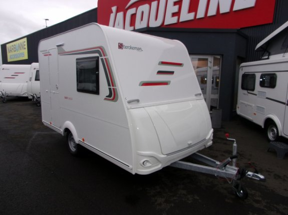 achat caravane / mobil home Sterckeman Easy 340 Cp JACQUELINE 22