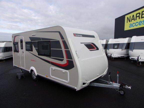 achat caravane / mobil home Sterckeman Evolution 490 CP JACQUELINE 22