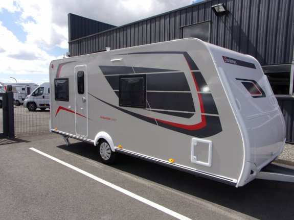 achat caravane / mobil home Sterckeman Evolution 520 Cp Xl Freeze JACQUELINE 22