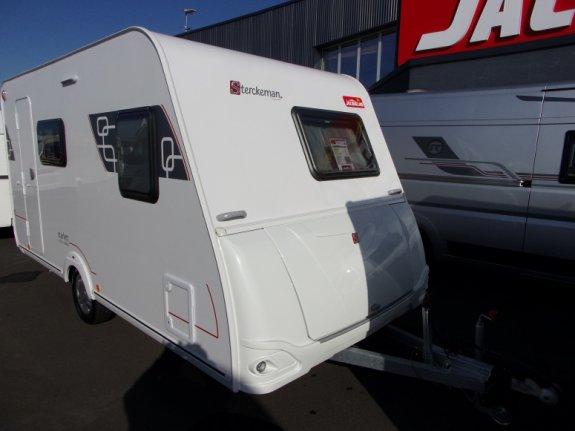 achat caravane / mobil home Sterckeman Starlett 400 Ul Confort JACQUELINE 22