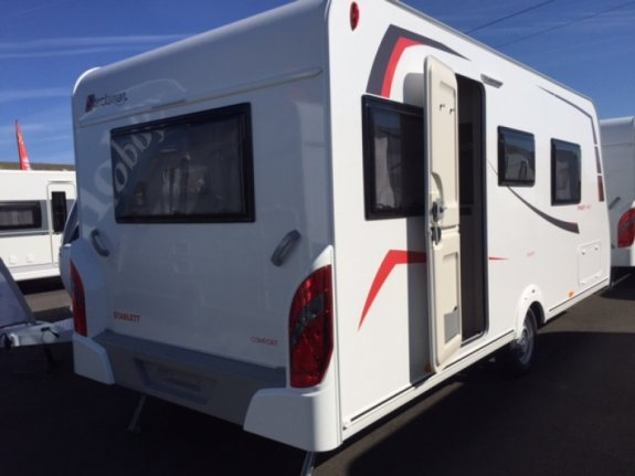 achat caravane / mobil home Sterckeman Starlett 480 CP JACQUELINE ETS PLENEE JUGON
