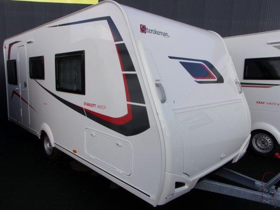 achat caravane / mobil home Sterckeman Starlett 480 JACQUELINE 22