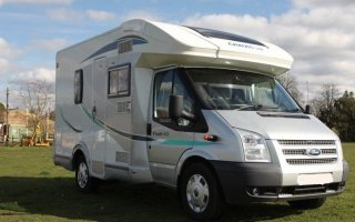 achat  Chausson Flash 02 CAMPING CAR SERVICES LANGUEDOC