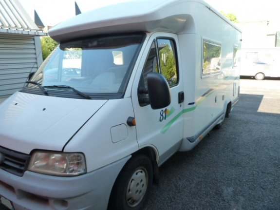 achat escc Chausson Odyssee CAMPING CAR SERVICES LANGUEDOC