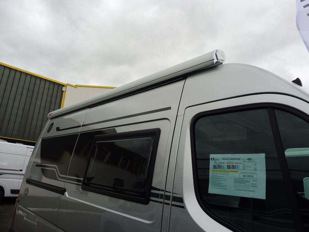 Font Vendome Mastervan Xs Dark Serie 40 Eme Anniversaire - 4