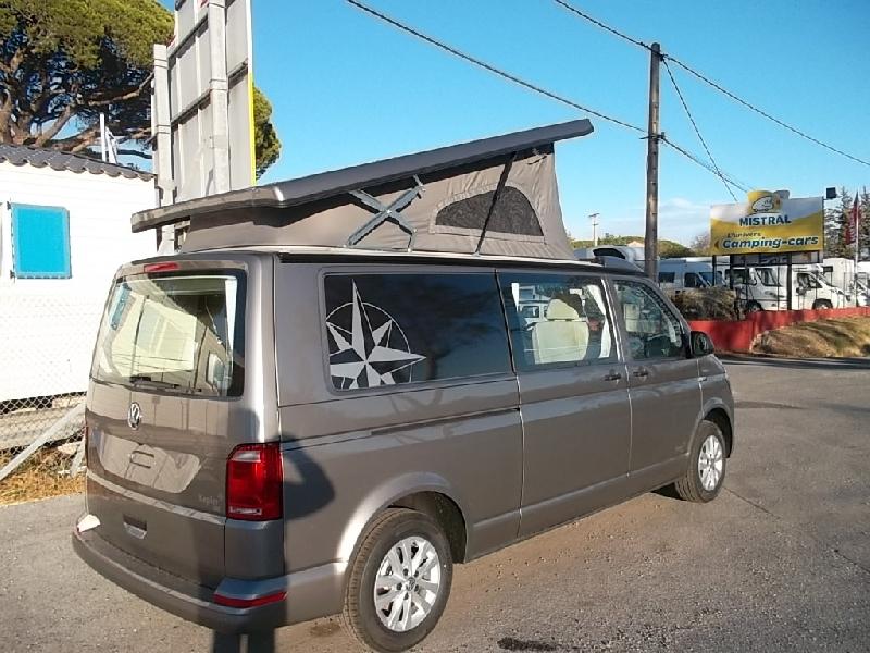 westfalia kepler six neuf porteur vw transporteur t6 l 150ch diesel camping car vendre en. Black Bedroom Furniture Sets. Home Design Ideas