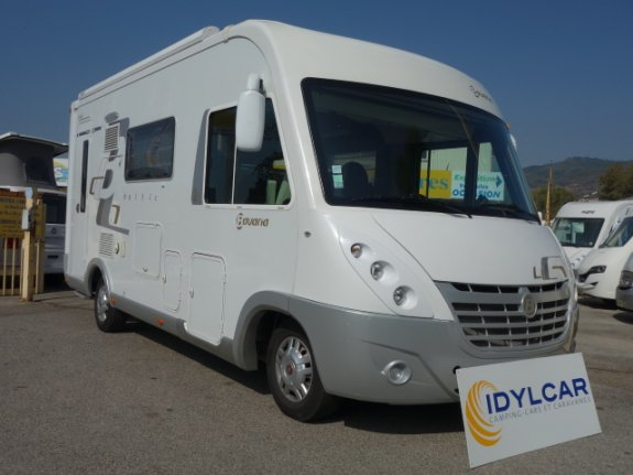 achat  Bavaria Baltic I 640 L MISTRAL CAMPING-CARS