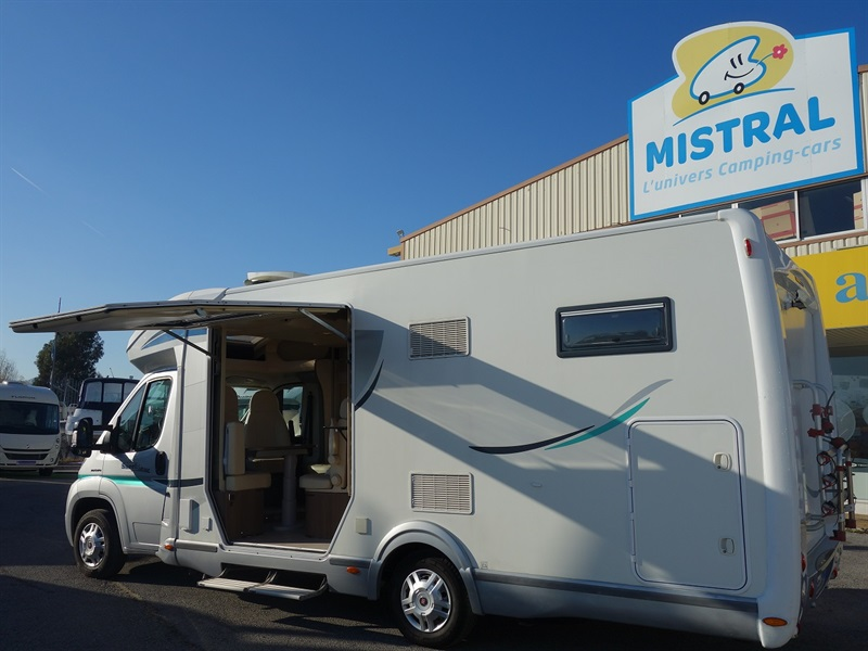 Chausson sweet garage occasion porteur fiat ducato 2 3l for Client mystere garage automobile