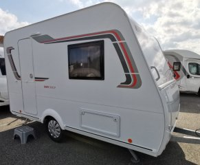 achat caravane / mobil home Sterckeman Easy 350 cp EXPO 7