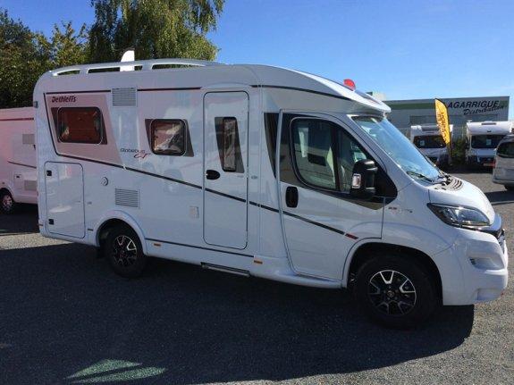 achat  Dethleffs Globebus T 1 AVEYRON CAMPING CAR