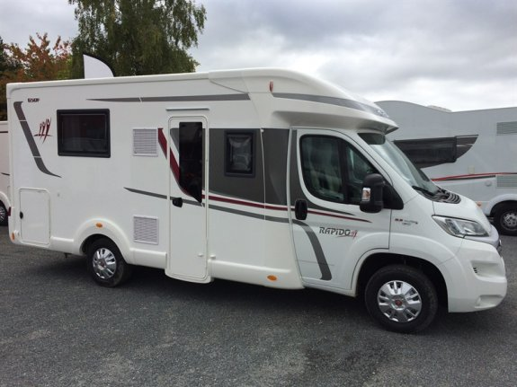 achat  Rapido 650 F AVEYRON CAMPING CAR