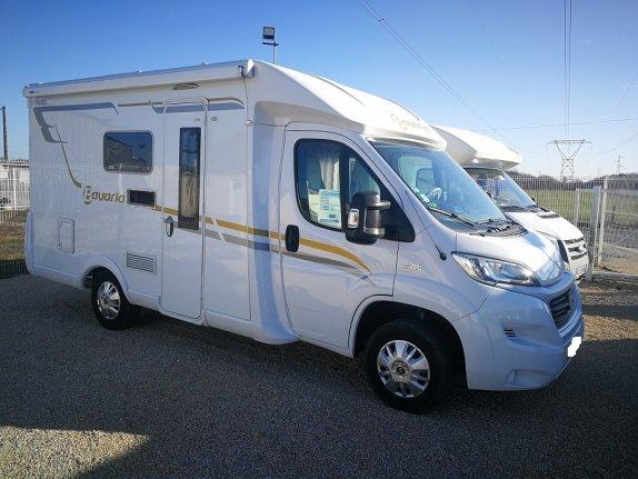achat  Bavaria T 600 SOLOGNE CAMPING-CAR