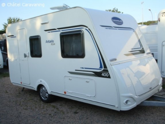 Caravelair Antares Style 400