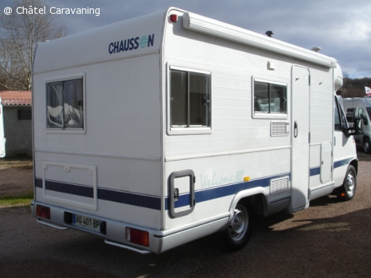 Chausson Welcome 70 - 2