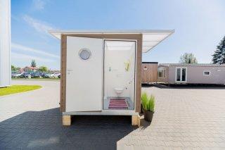 achat Module sanitaire pour camping LARK FACTORY
