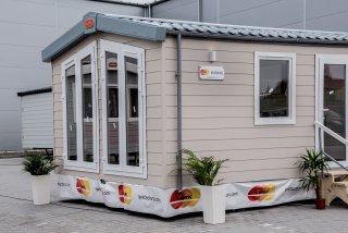achat caravane / mobil home Lark Murano LARK FACTORY
