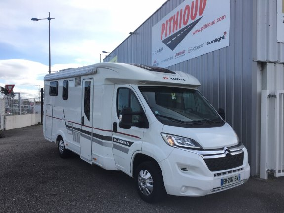 achat  Adria Coral Axess 600 Sc GROUPE MAES