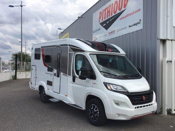 Burstner Travel Van T 590