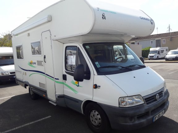 achat  Chausson Welcome 3 GROUPE MAES