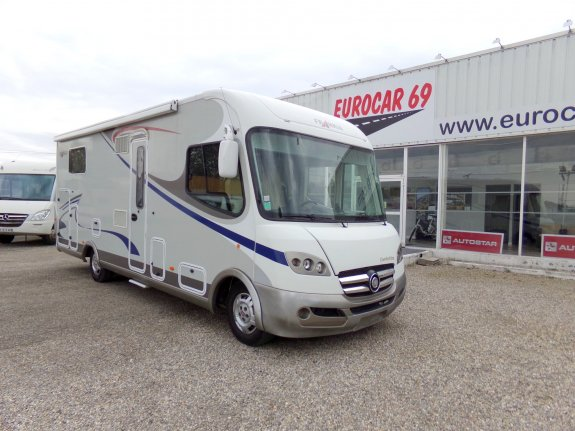 Frankia I 740 Qd