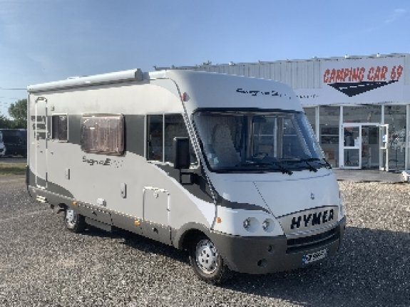 achat  Hymer B 544 Signo 100 GROUPE MAES