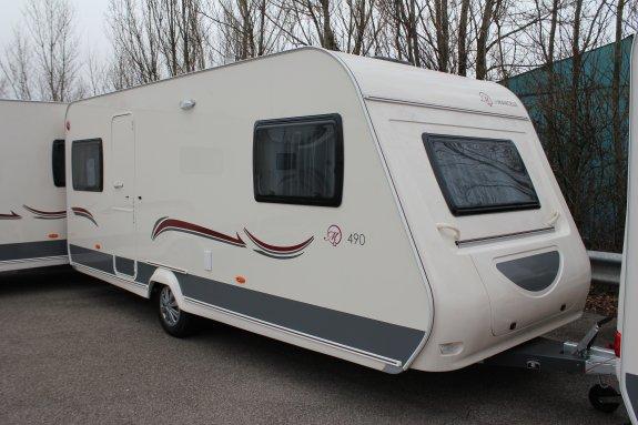 achat caravane / mobil home La Mancelle 490 SL GROUPE MAES