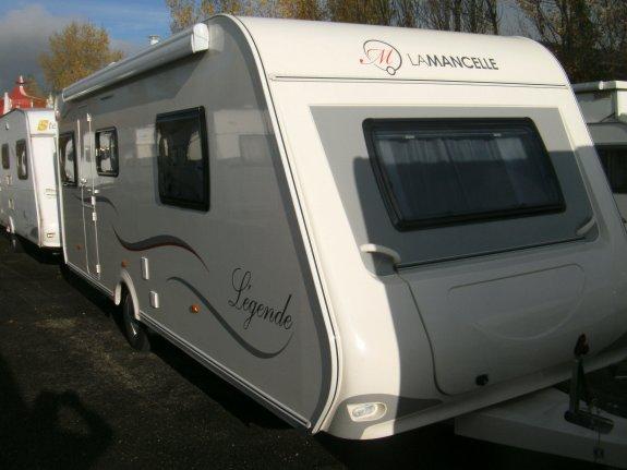 achat caravane / mobil home La Mancelle 550 SA GROUPE MAES