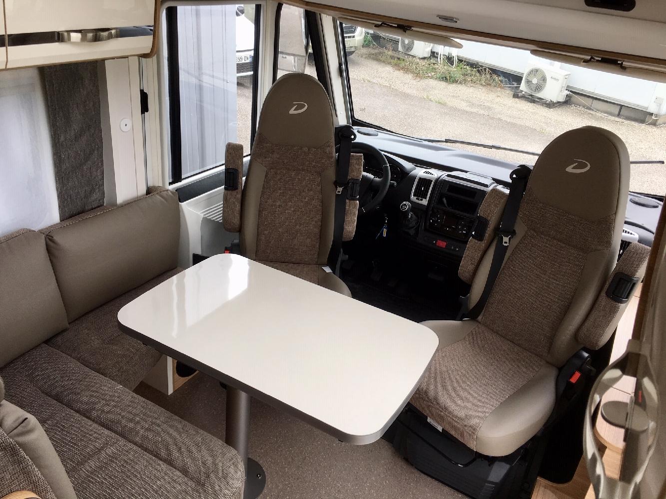 Dethleffs Globebus I 1 - 5