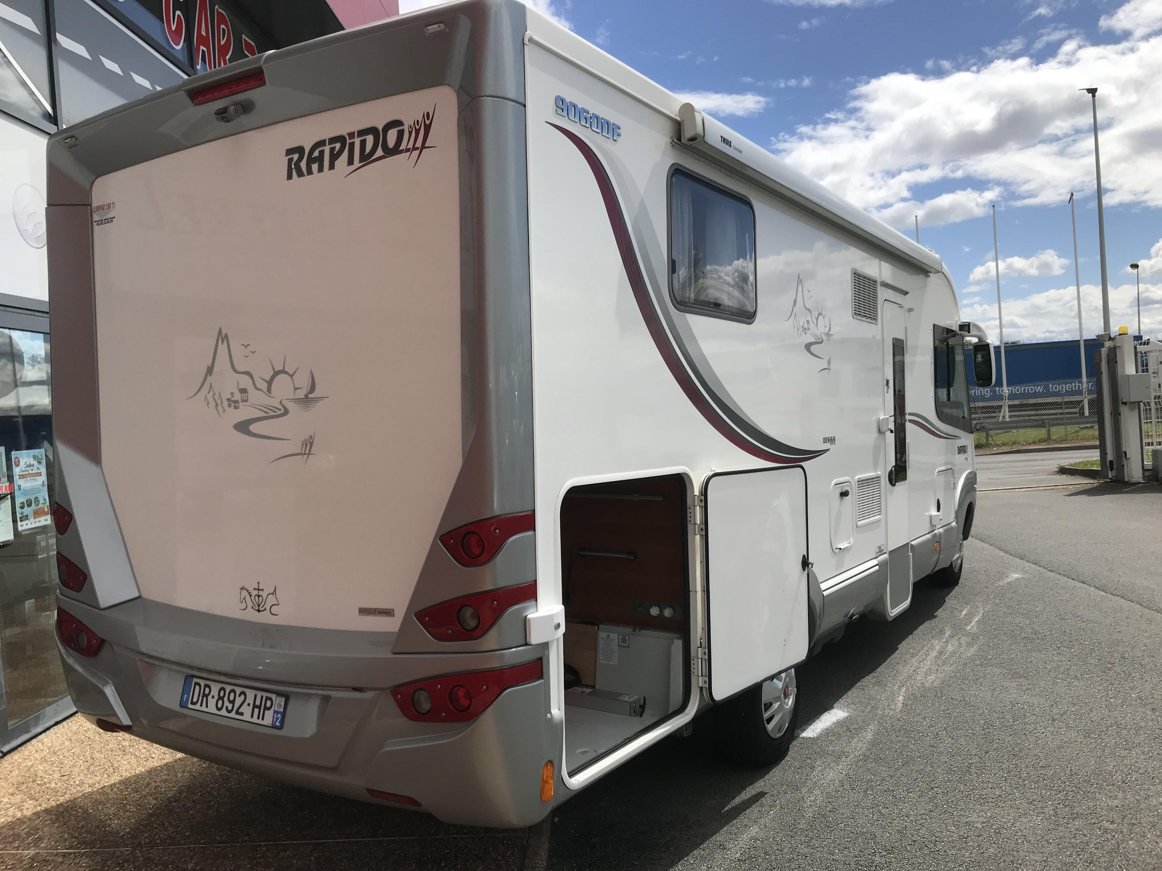 Rapido 9060 DF Mobily - 3