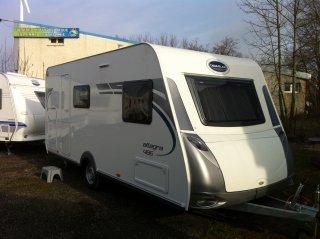 achat caravane / mobil home Caravelair Allegra 486 COTE D'OR CARAVANES