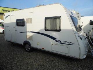 achat caravane / mobil home Caravelair Allegra 486 ALSACE LOISIRS DIFFUSION