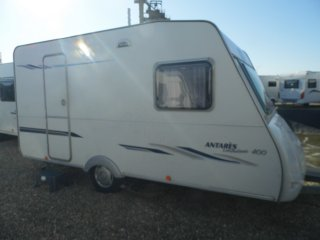 Caravelair Antarès Ambiance Luxe 400