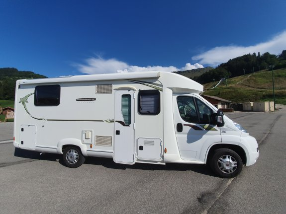 achat  Florium Mayflower 73 Lm CENTRAL CAMPER