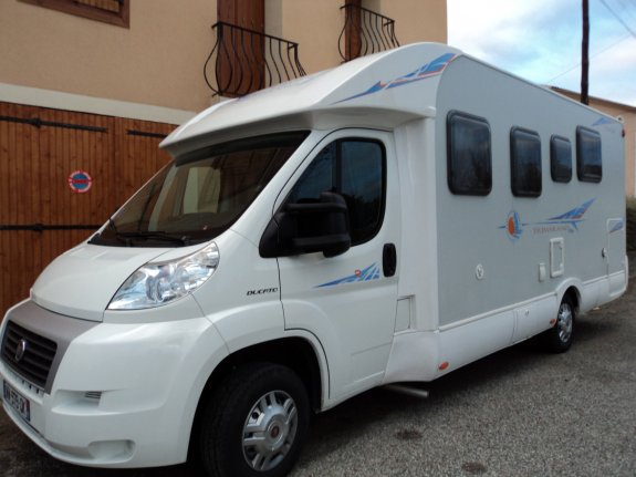 achat  Rimor Camping-Car CENTRAL CAMPER